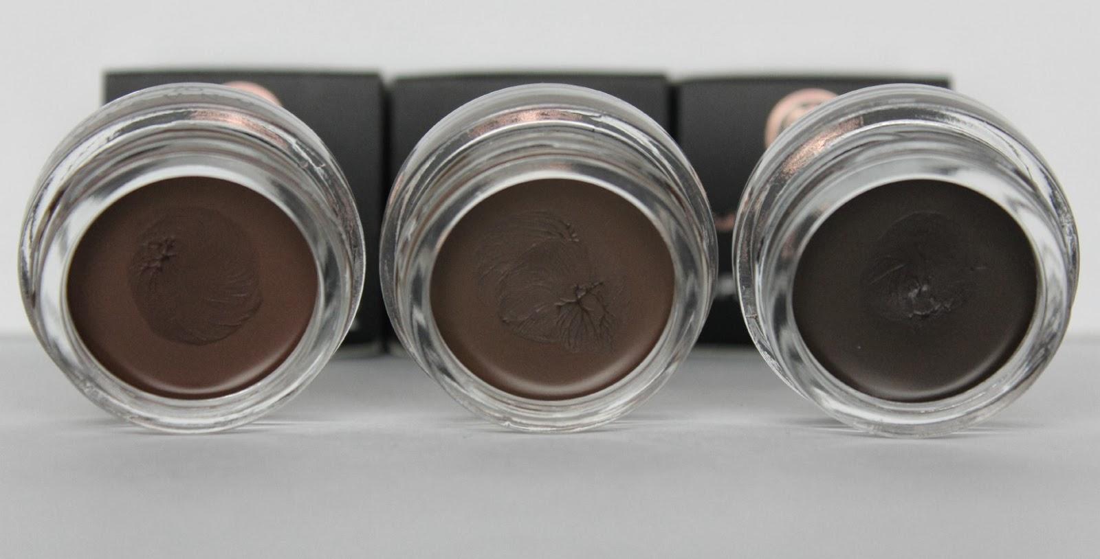 anastasia beverly hills dipbrow pomade chocolate dark brown ebony 7