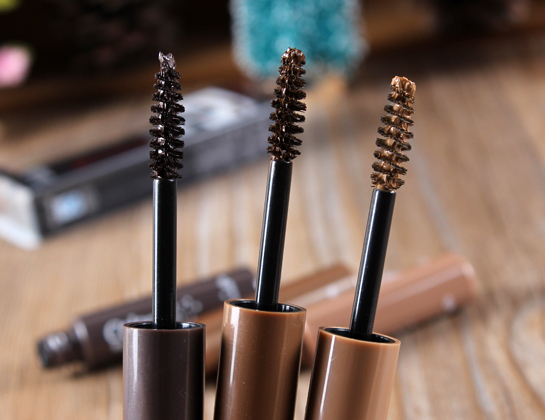 angel mask stylenanda my brown natural eyebrow dye cream makeup brush waterproof durable 3 colors eyebrow 1